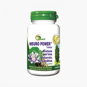 Sistem nervos puternic si sanatos - Neuro Power