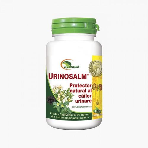 Urinosalm - Protector natural al cailor urinare