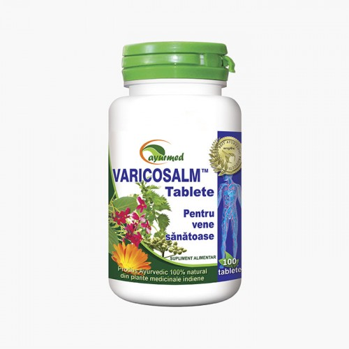 Varicosalm - Combate varicele