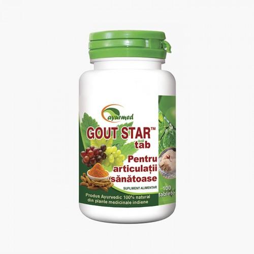 Gout Star - Pentru articulatii sanatoase