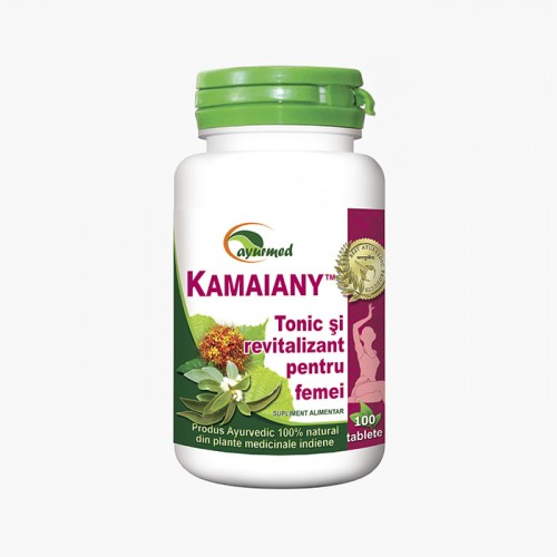 Kamaiany - Revitalizant natural pentru femei
