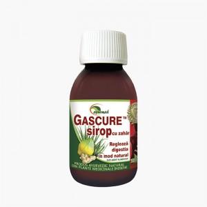 Gascure Sirop - Regleaza digestia in mod natural