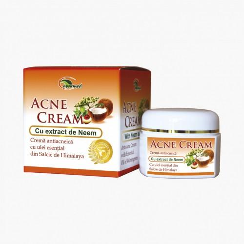 Crema anti-acneica