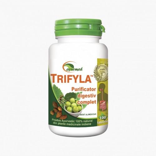 Trifyla - Purificator digestiv complet