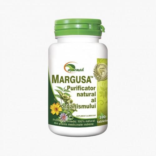 Margusa - Purificator natural al organismului