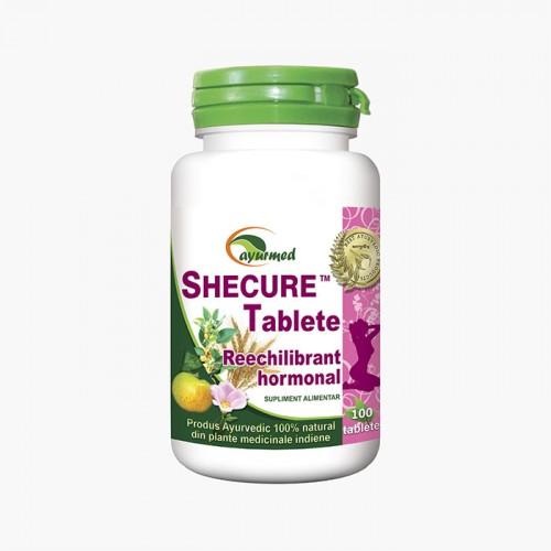 Shecure Tab - Reechilibrant hormonal