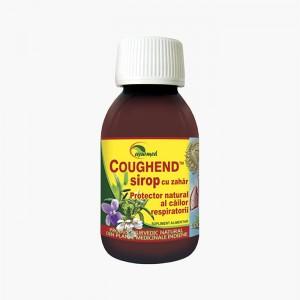 Coughend Sirop - Protector natural al cailor respiratorii