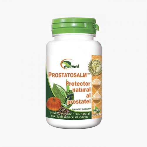 Prostatosalm - Protector natural al prostatei